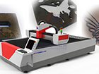 laser cutting machine, laser cutter, laser metal cutter