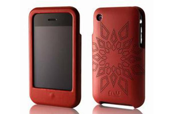 Mobile phone set laser cutting