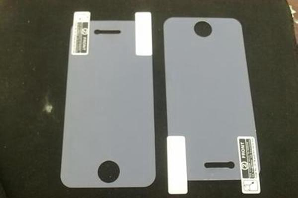 Protective film phone accessories laser cutting