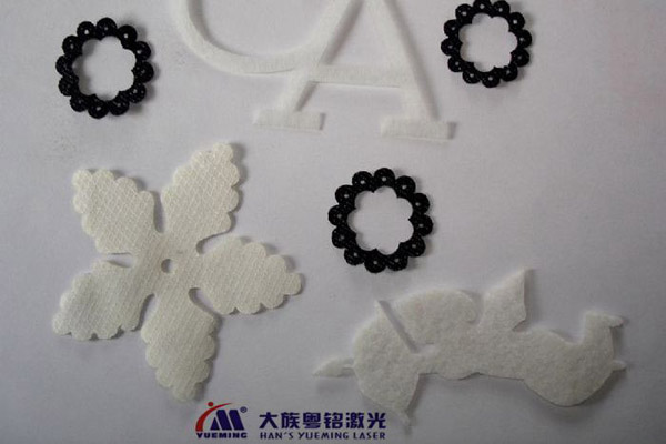 clothing accessories laser cutting