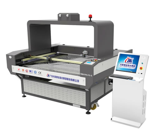 laser cutter with camera