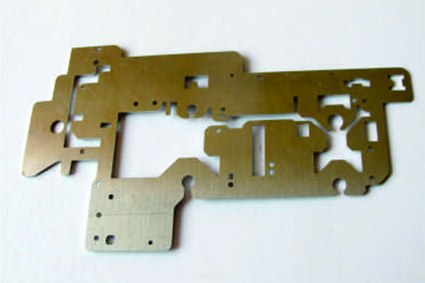 Titanium Alloy Laser Cutting