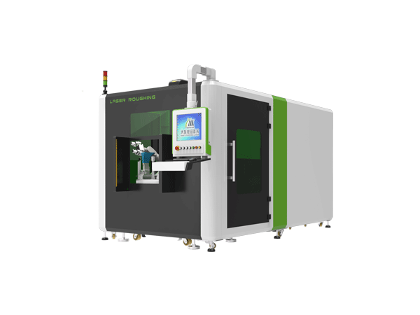 CO2 Laser 3D Robot Marking Machine