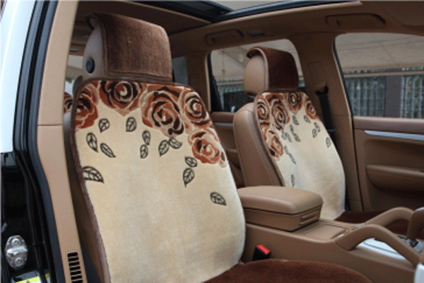 Automotive interior laser cutting