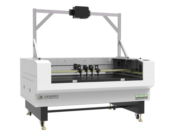 projection positioning laser cutting machine,projection laser cutting machine, four heads laser cutter
