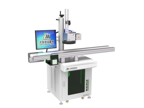 online vision laser marking machine,fiber laser maker vision,high speed fiber laser making machine