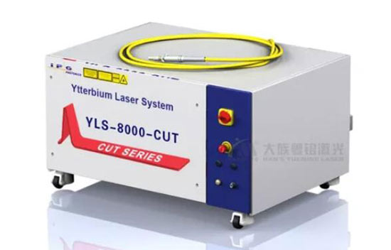 the maintenance of fiber laser generator