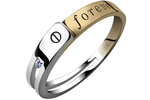 ring laser marking and engraving