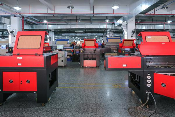 Machinery workshop