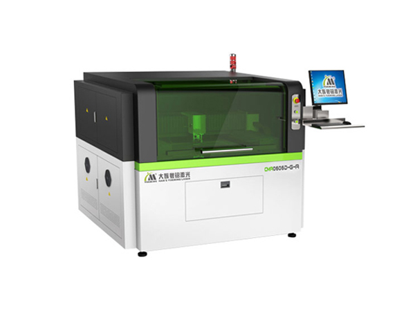High Precision CO2 Laser Cutting Machine CMA0606D-G-A CMA0606D-GV-A