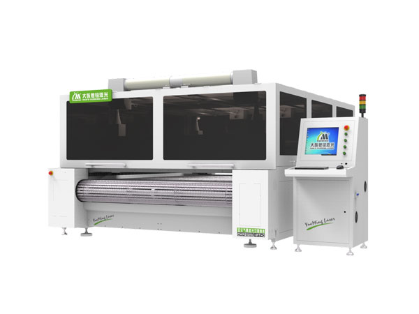 High power airbag laser cutting machine series
