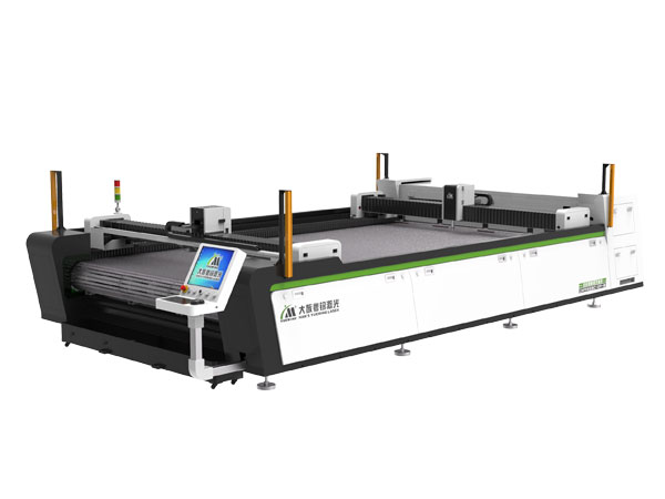 fabric laser cutter for textile,clothing laser cutting machine,large format